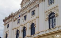 Конечно, дом правительство отреставрирован и расположен в чистой части старого города Панама Сити