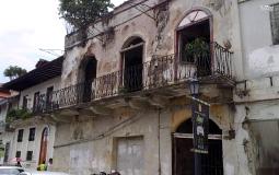 Жилой дом простых сметных старого города Панама Сити