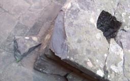 То странное чувство, когда камни разрушаются. Камбоджа, священный город Ангкор, храм Прасат Краван