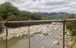 Первая горная река в моей жизни. Кальдера Хот Спрингс, Панама
