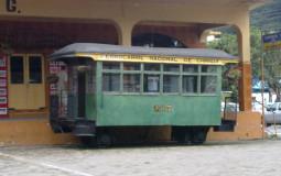 Первый поезд в Панаме. Но это не точно! Бокете, Панама