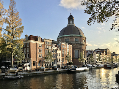 Amsterdam is a heart of Europe.