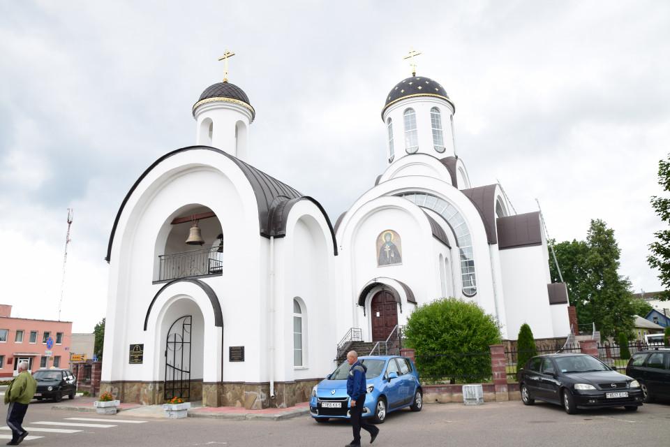 Царква свята-еўфрасіннеўская. Івянец, Беларусь