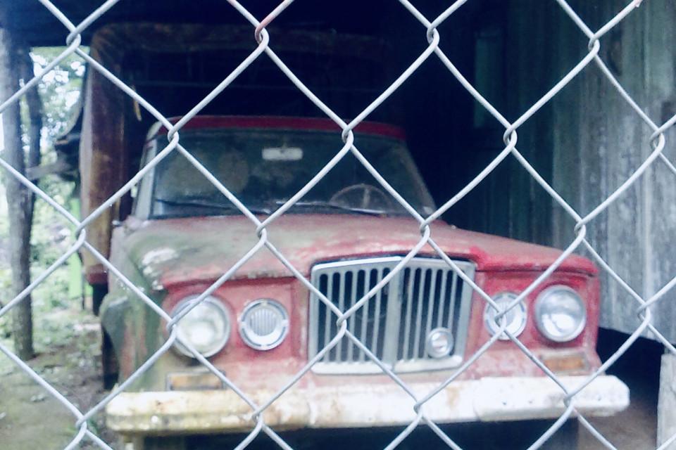 Не в фокусе и за решеткой, но все равно прекрасна! Кальдера Хот Спрингс, Панама