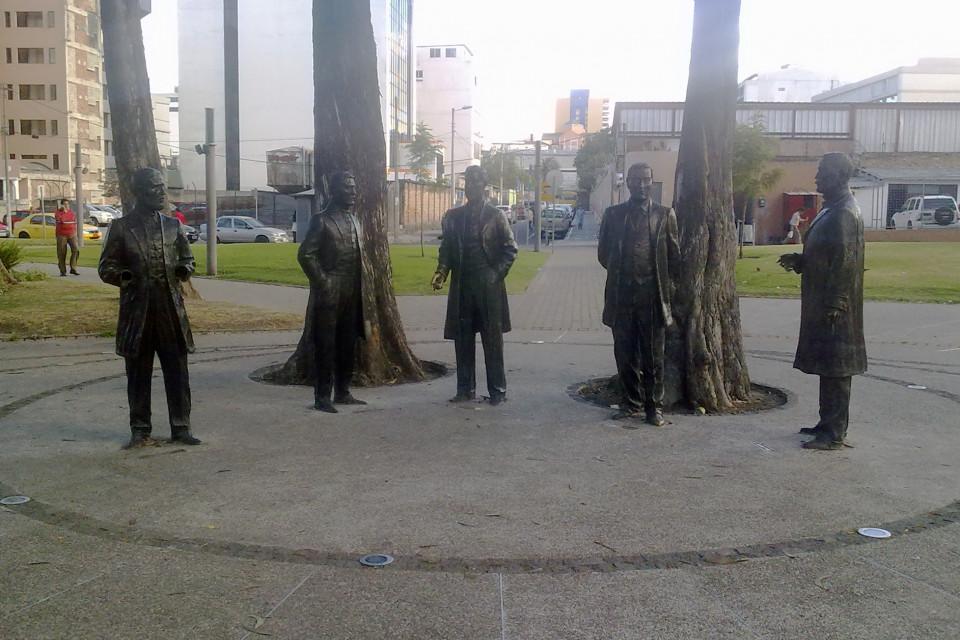 Прогулка и знакомство в Кито