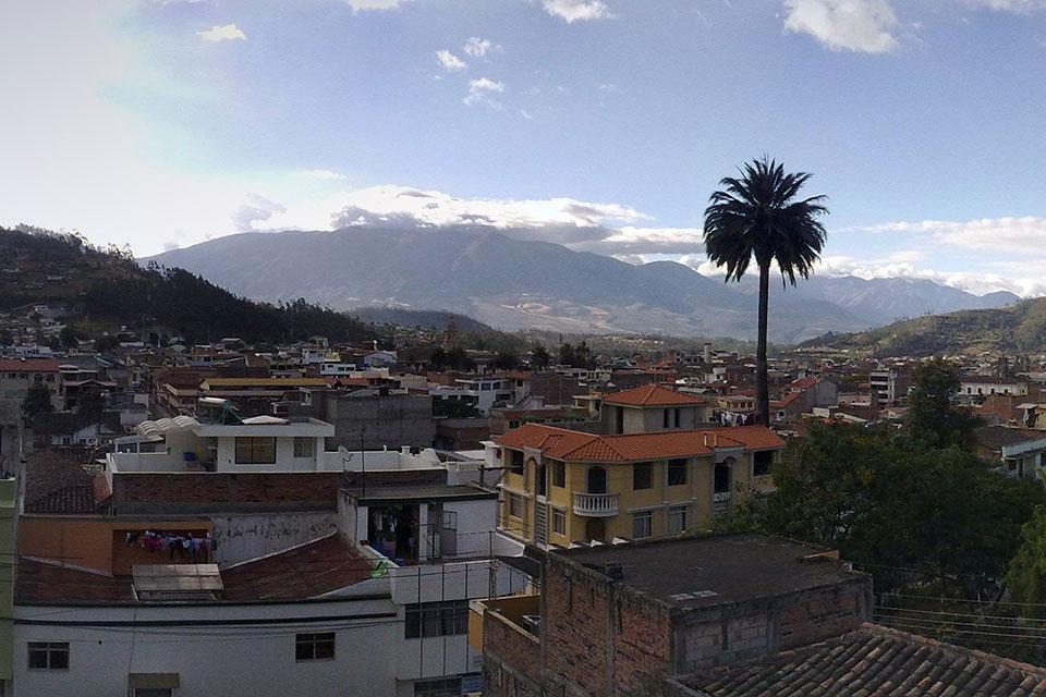 I love this place. Otavalo, Ecuador