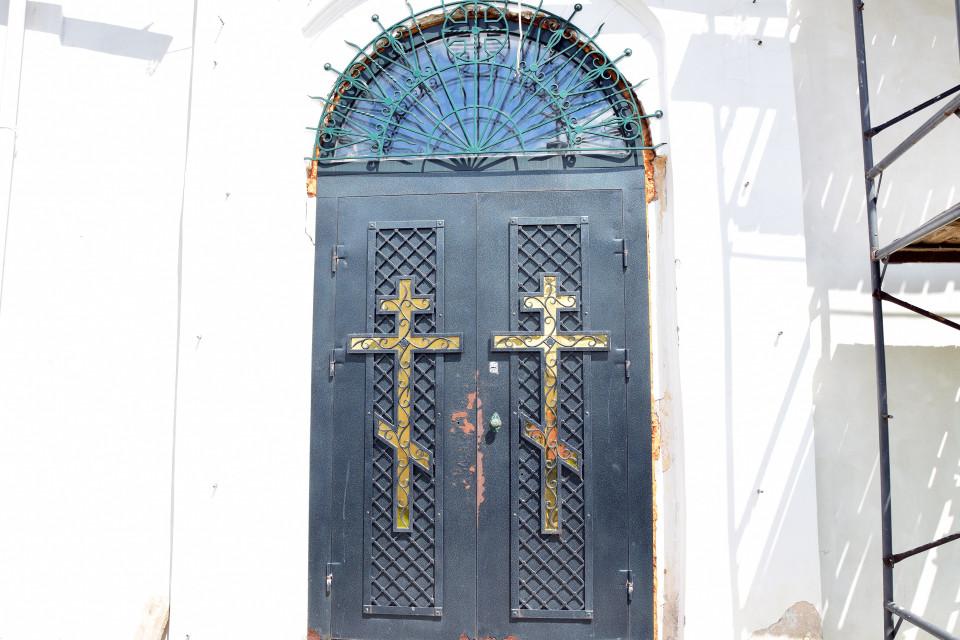 Люблю двери храмов. Успенская церковь, Новый Свержень, Беларусь