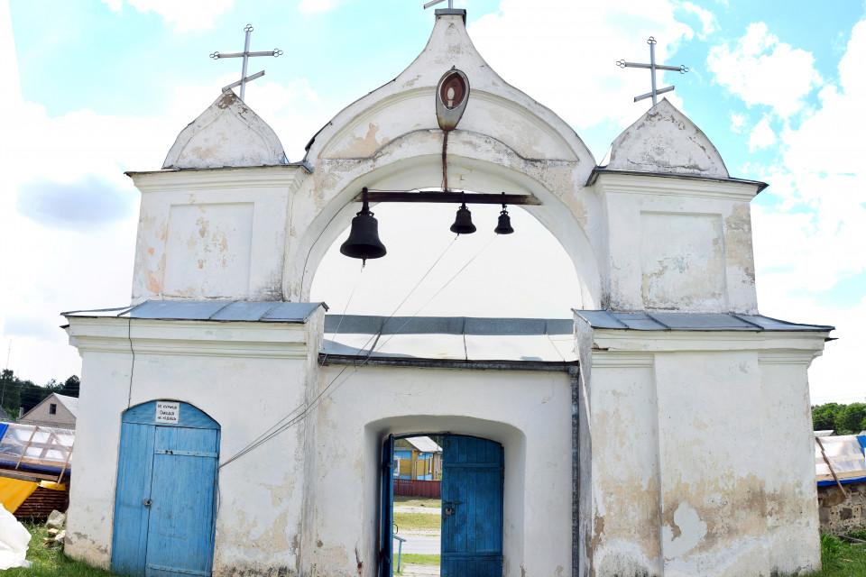 Колокола Успенской церкви XVI века. Новый Свержень, Беларусь
