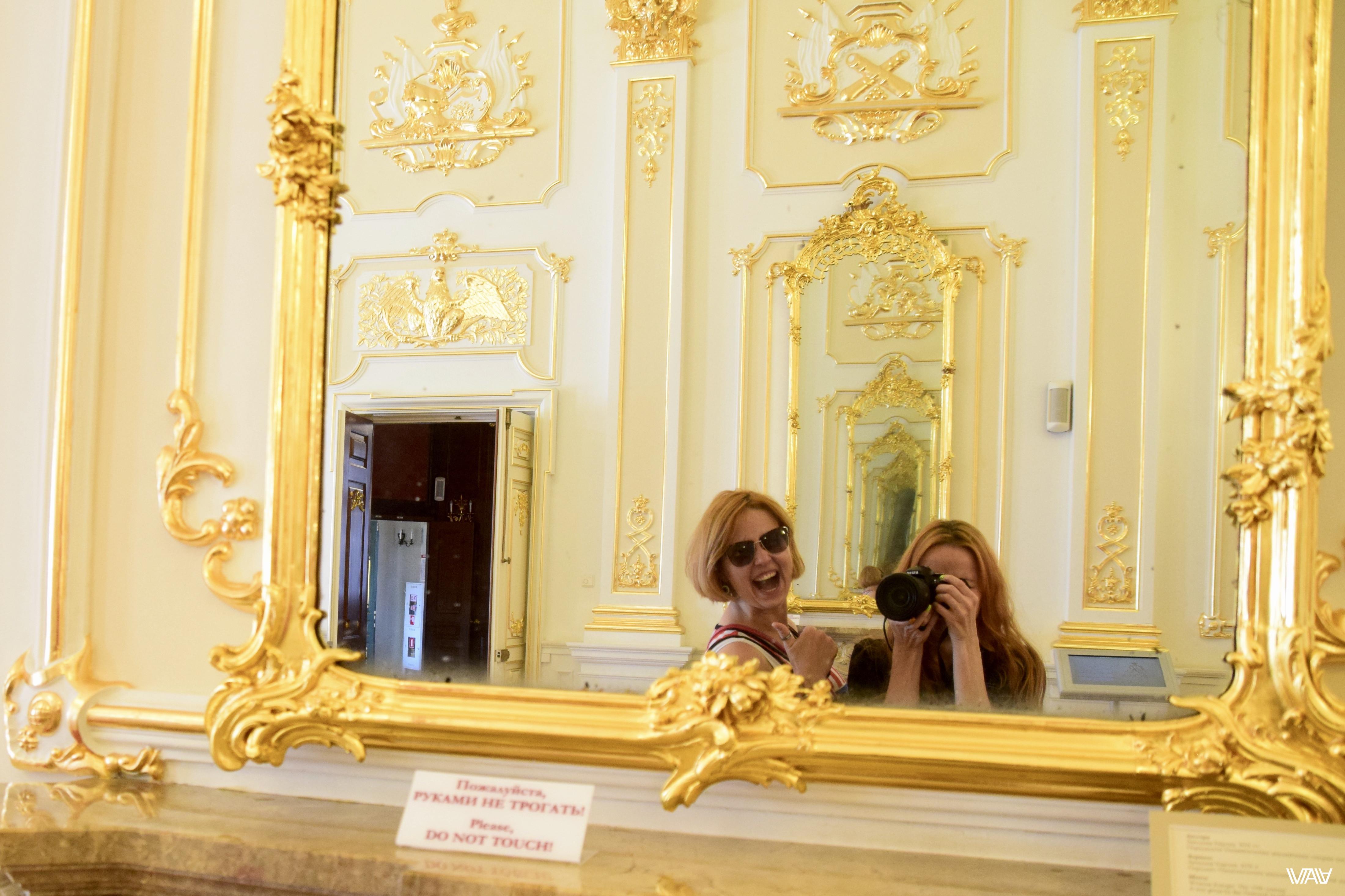 Чокнутая подружка и ваш покорный слуга :) Несвижский замок, Несвиж, Беларусь