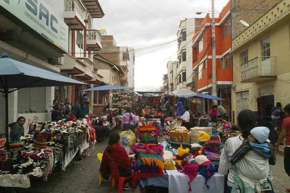 Handicraft market