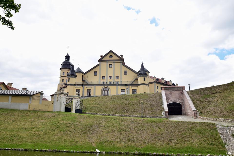 Подземные ходы - неотъемлемая часть любого замка. Несвижский замок, Несвиж, Беларусь