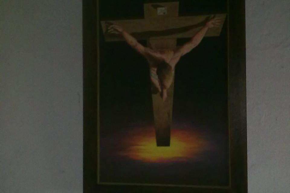 Такого ракурса я нигде прежде не видела. Монастырь Папы, Картахена, Колумбия